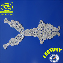 (Factory YJC18288) Lace design of suits neck design lace for churidar