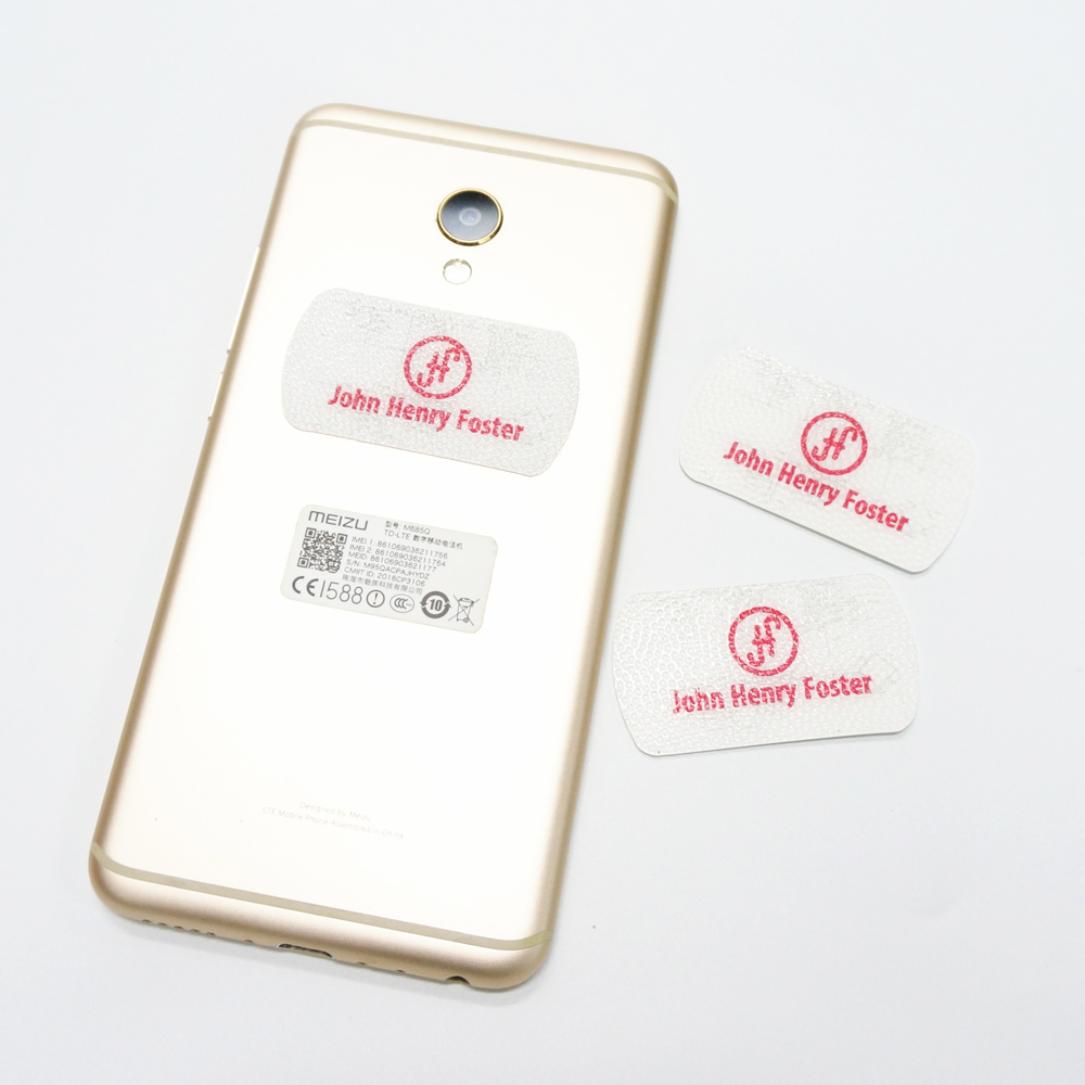 Mobile Anti Non Slip Rubber Sticker Phone Anti-Slip Stickers
