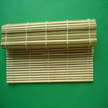 Chinese factory wholesale bamboo sushi mat with great quality