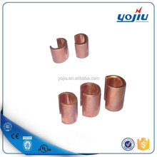 Popular copper ground rod c clamp