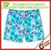 Promotional High quality customized Spandex beach shorts for men