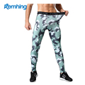 Sports Training leggings sport pants Fitness man camo seamless legging