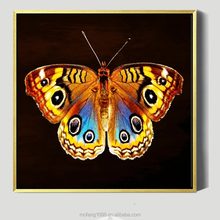 High Quality Colorful Butterfly Paintings Art Living Room Wall Decor On Canvas