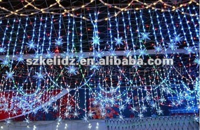 led curtain light for indoor decoration
