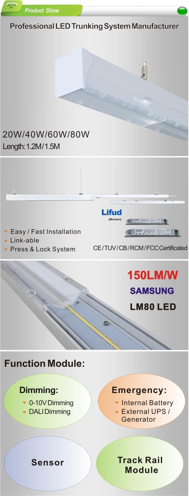 LED Linear Light System Descirption 11