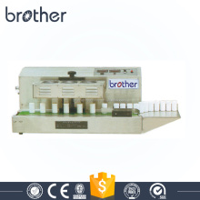 Brother packing FL1500 continuous induction sealing machine cap sealer