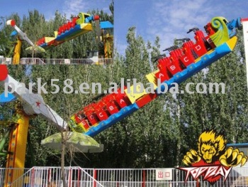 amusement park rides equipment Rolling Wave