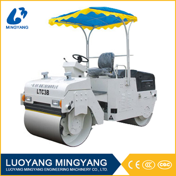 LTC3B 3ton Smaller Road Roller
