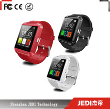 Cheap smart watch U8 for android and ios smart phone/ U8 smart watch