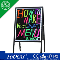 Most selling product in alibaba sign board design samples