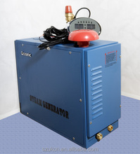 8kw steam generator for wet steam bath