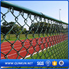 iso9001 certification galvanized & pvc coated chain link fence