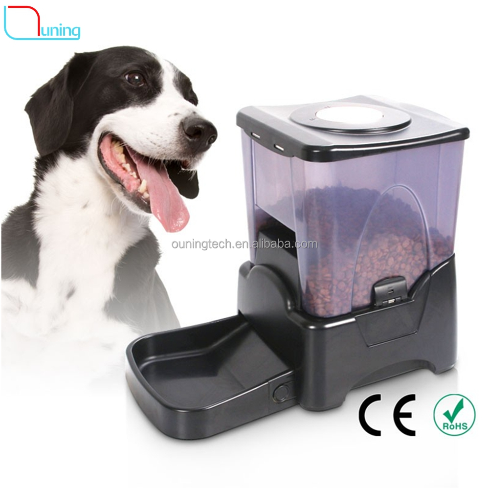 Wholesale Tops Pet Products Large Capacity Automatic Rabbit Feeder