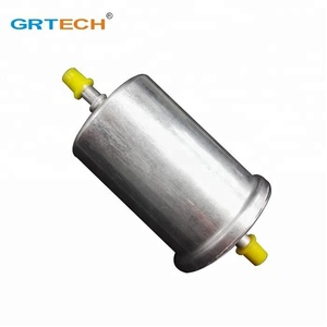 EP145 aluminum types of fuel filter for peugeot car