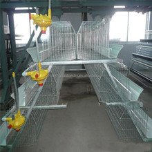 galvanized iron wire cage for chikens / livestock transport crate /live chicken