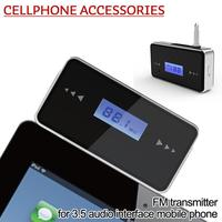 New Folder instructions mobile phone player fm transmitter FM for galaxy s4 HTC SONY Iphone 4 4s 5