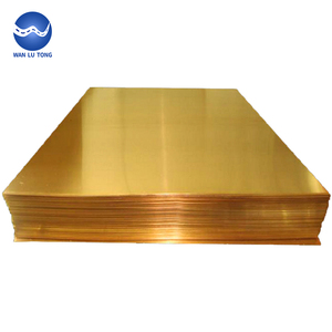 Customized brass plate for construction