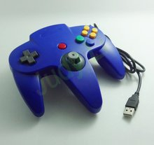 Wired USB joystick for PC for N64 classic controller memery