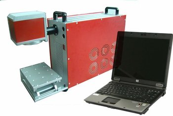 portable fiber laser machine