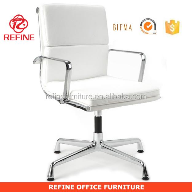 Silla giratoria de oficina ejecutiva sin ruedas rf s067e for Sillas para oficina sin ruedas