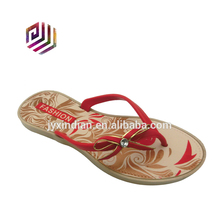Pretty bowknot wedding flip flops comfortable footwear wholesale