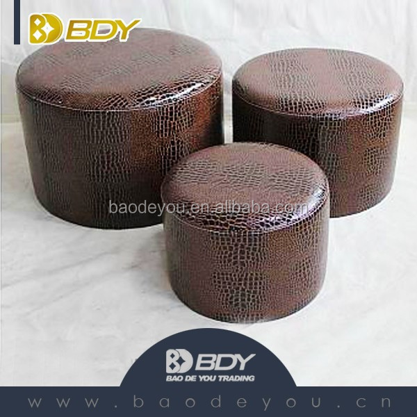 Home Use Linen Stool & Ottoman & Chair