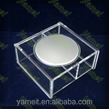 Facrylic Customized Acrylic adhesive mirror tiles