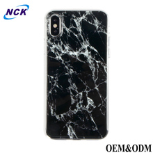 Wholesale imd tpu mobile cover custom marble phone case for apple iphone 8 x 10
