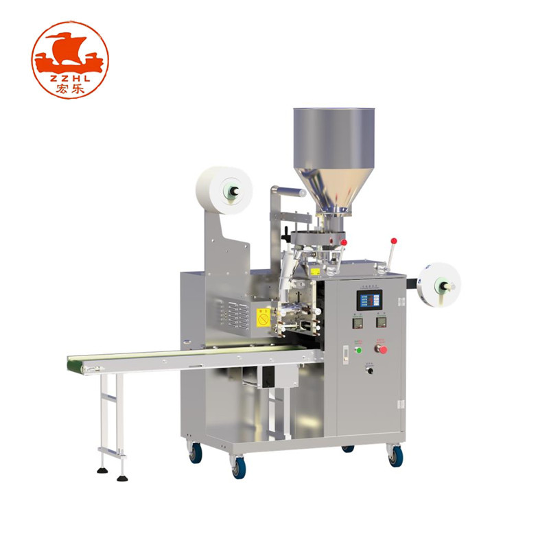 Factory price chinese medicine powder small tea bag packing machine