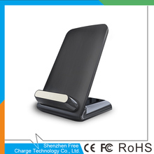 CE/ROHS/FCC Approved Best Wireless Phone Charger Station for All Qi Standard