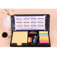 Desktop sticky memo note set for promotion and office