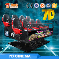 New Products Hydraulic/Electronic Dynamic theatre Gun Shooting 6D 7D 8D 9D 11D Kino