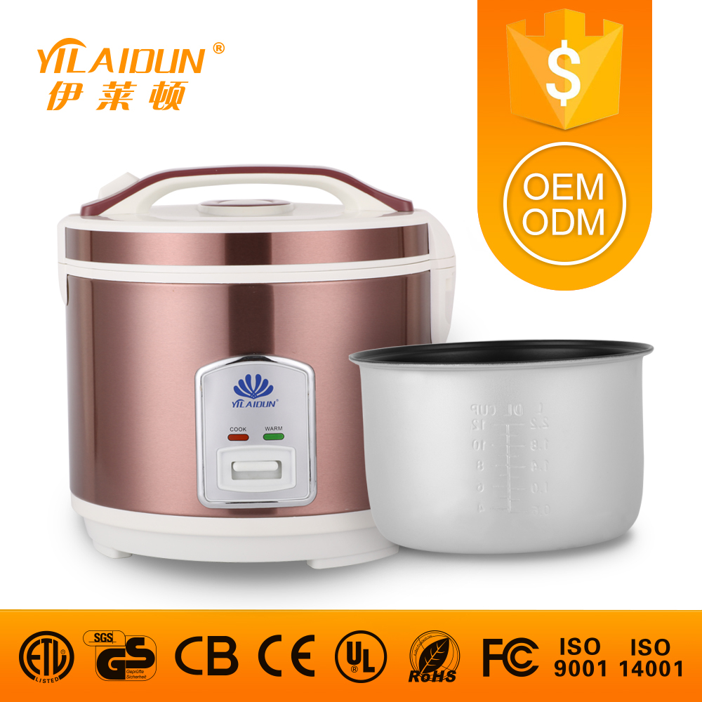 1000w high quality electric oval shape rice cooker