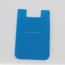 Silicone Smart Phone Wallet/Phone Pouch/Card Holder