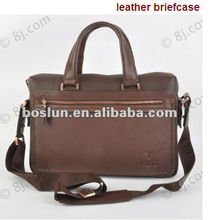 hotsale briefcases PU leather material promotions
