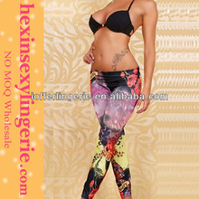 Wholesale Womens Tattoo Tight Legging 2012 L13131