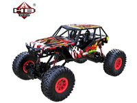Huang Bo HB-P1001 rc car! 1/10 scale model car 4x4 4WD rc rock crawler TOY for sale