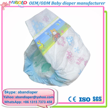 Good Quality Competitive Price Disposable Baby Joy Diapers Manufacturer from China