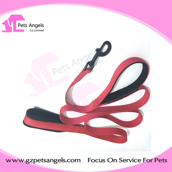 Best selling comfortable Dual handles training Dog leash