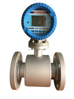 Stainless Steel Electric Water Flow Meter RS485