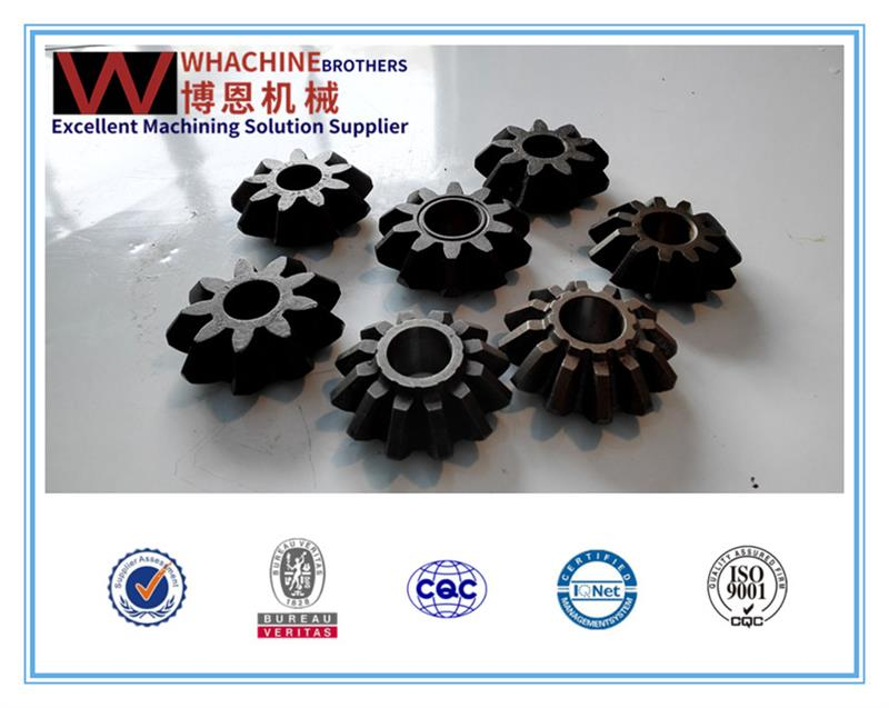High Precision canter crown wheel and pinion Used For Construction Machinery