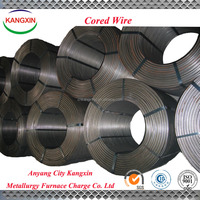 Miner Metallurgy Product Cored Wire SiCa