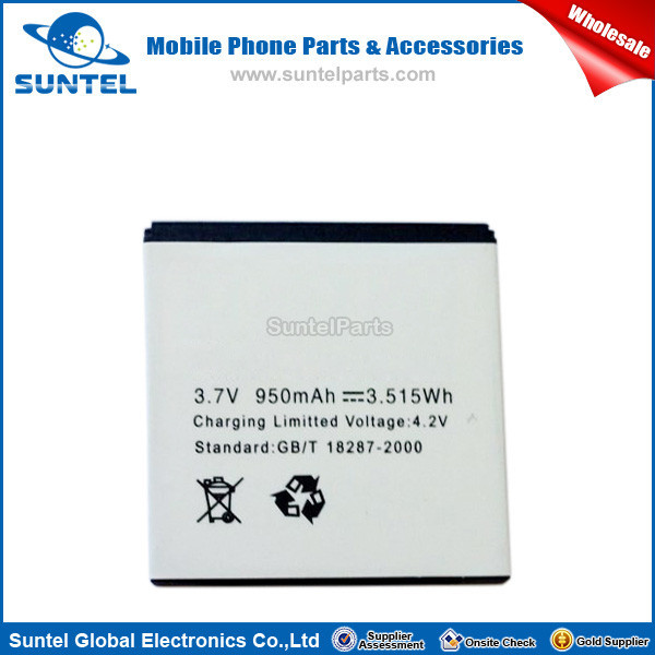 New 950mAh Mobile Phone GB/T 18287-2000 Battery For Blu 100T