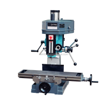 Zx7020 mini drilling and milling machine with belt driven