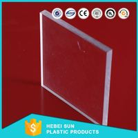 building materials polycarbonate pc solid sheet