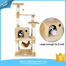 Premium Condo Furniture Scratch Post Cat Tree House