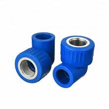 All sizes available plastic degree cpvc 90 25mm ppr pipe elbow