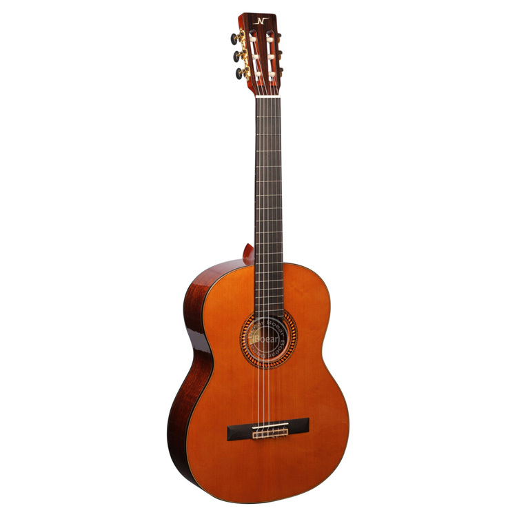 all solid linden 1/2 size classical guitar,concert classical guitar