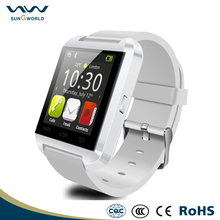 Touch Screen Bluetooth 3.0 android and IOS mobile smart watch phone
