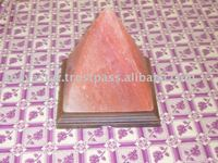 Natural Salt Lamps/Himalayan Crystal Salt/Rock Salt Pyramid